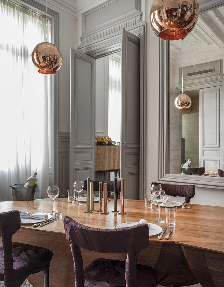 Hotel 5 Etoiles Luxe Bordeaux Centre Ville I Yndo Hotel La Table